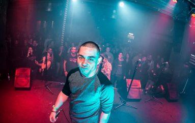 Smoke Mardeljano najavio promociju novog albuma u Boogaloou!
