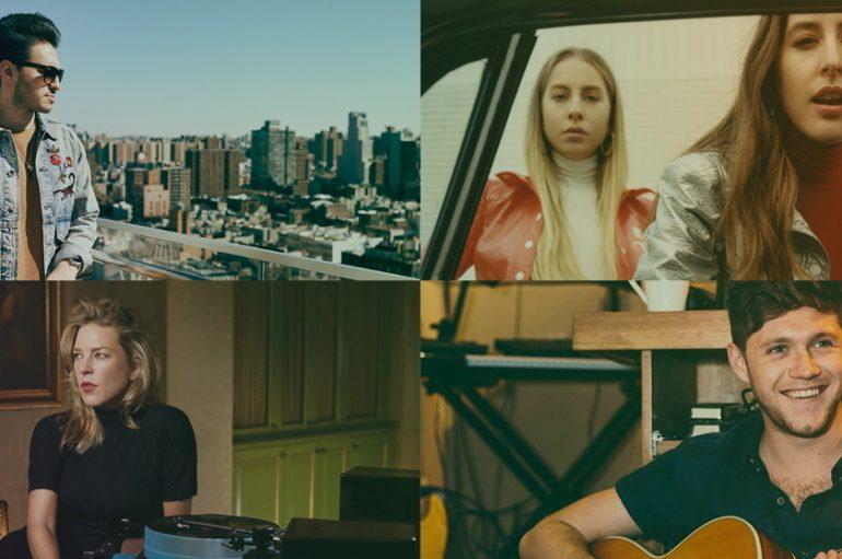 Novi #NewMusicFriday: Poslušajte playlistu nove mjuze Haima, Beth Ditto, Diane Krall i drugih