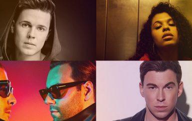 Novi #NewMusicFriday: Predstavljamo nove pjesme Hardwella, Axwella i Ingrossa, Machine Gun Kellyja i drugih