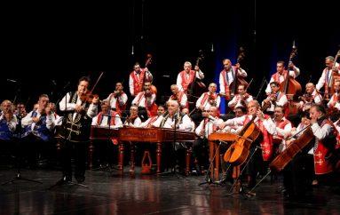 "Veličanstvenim koncertom ciganskog orkestra ""100 violina"" otvoreno 28. Brodsko glazbeno ljeto"