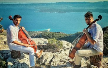 VIDEO: 2CELLOS doveli Kuma u Istru