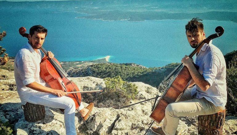 VIDEO: 2CELLOS doveli Kuma u Istru