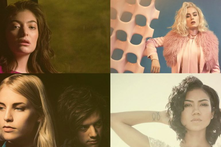 #NewMusicFriday: Universal i Music Box pripremili za ovaj petak girl power playlistu