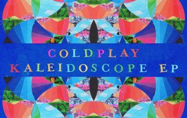 """Coldplay objavio u digitalnom izdanju EP """"Kaleidoscope"""", uskoro na CD-u i vinylu"""