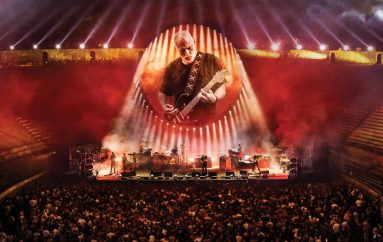 "Večeras u kinima diljem Hrvatske koncertni film Davida Gilmoura – ""Live At Pompeii"""