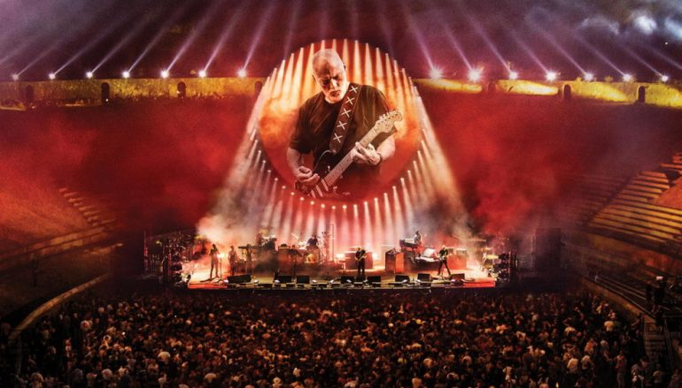 "Mjesec dana do ""David Gilmour live at Pompei"" u Kaptol Boutique Cinema"