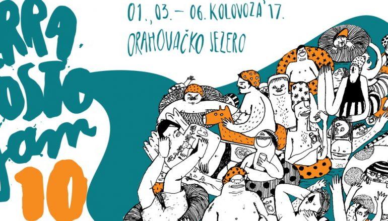 Zašto je Ferragosto Jam najbolji hrvatski festival?