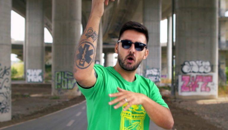 "Frenkie i Who See objavili pjesmu ""Daj Ga Na Gas"" na Major Lazer beatu"