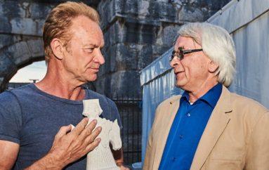 Stingu uručen Porin za posebna dostignuća u glazbi