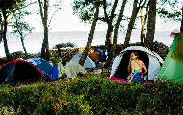 Ovog nema ni kod nas – na glazbenom festivalu ukrali 20 šatora!