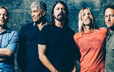 "Foo Fightersi upravo objavili novi singl – ""The Sky Is A Neighborhood"""