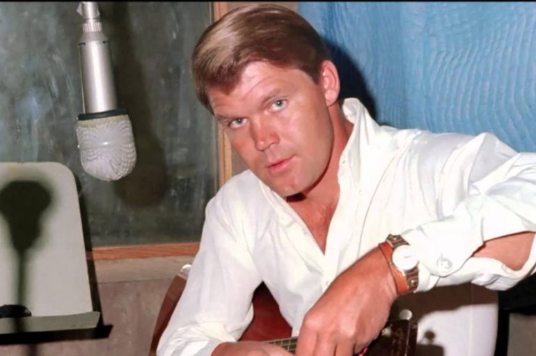 Umrla legenda country glazbe – Glen Campbell