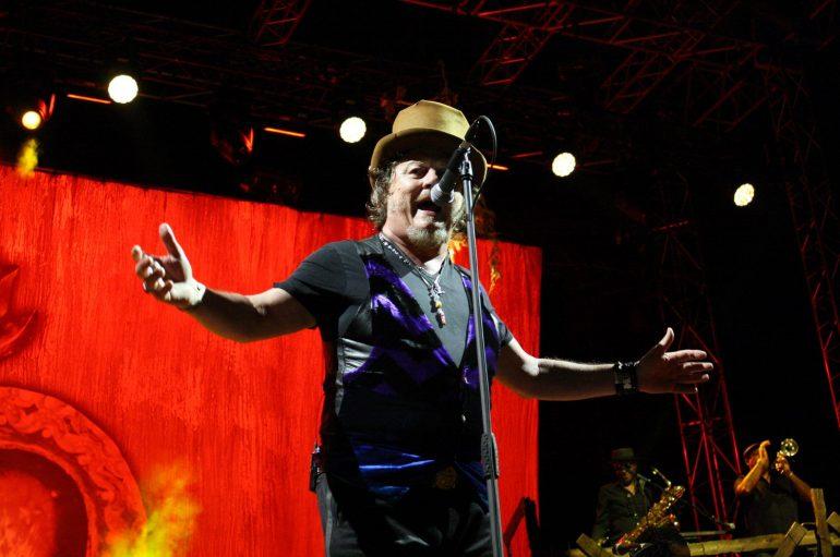Talijanski kralj bluesa nakon četiri godine ponovno u Sloveniji!