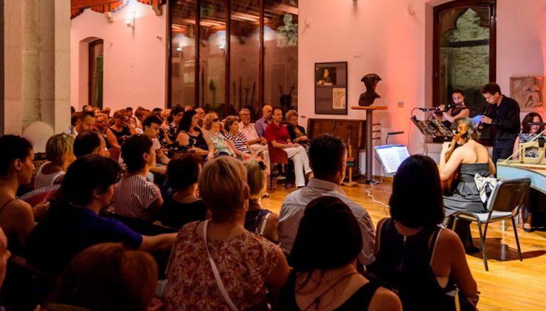 Četiri fantastične koncertne večeri na osmom MAGfestivalu u Muzeju grada Splita