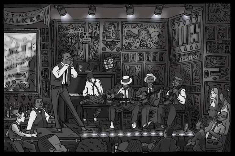 "Kaiser Blues Company objavili album ""Suitcase (Black And Small)"""