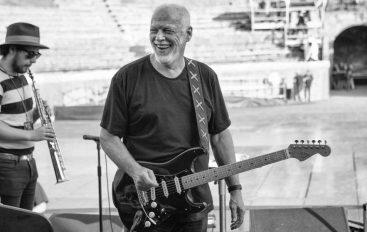 """INTERVJU: David Gilmour: """"Volim stara mjesta s posebnom atmosferom pa smo tako 2015. krenuli s turnejom u Puli"""""""