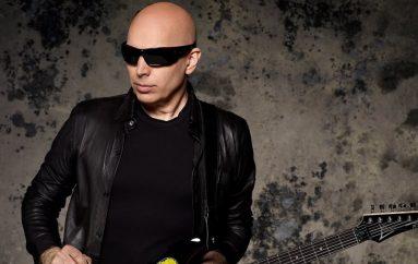 Joe Satriani najavio novi album i veliku G3 turneju s Johnom Petruccijem i Philom Collenom