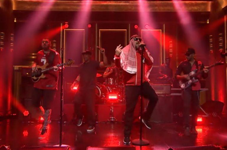 U petak izlazi debi album supergrupe Prophets of Rage – pogledajte nastup na The Tonight Showu