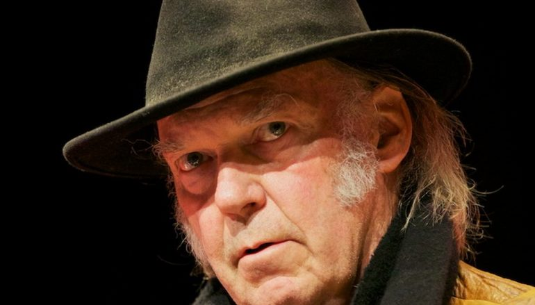"Neil Young pjesmom ""Already Great"" najavio novi album"