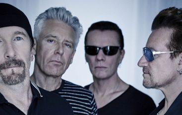 "Poslušajte prvi singl U2-a za novi album – ""You're The Best Thing About Me"""
