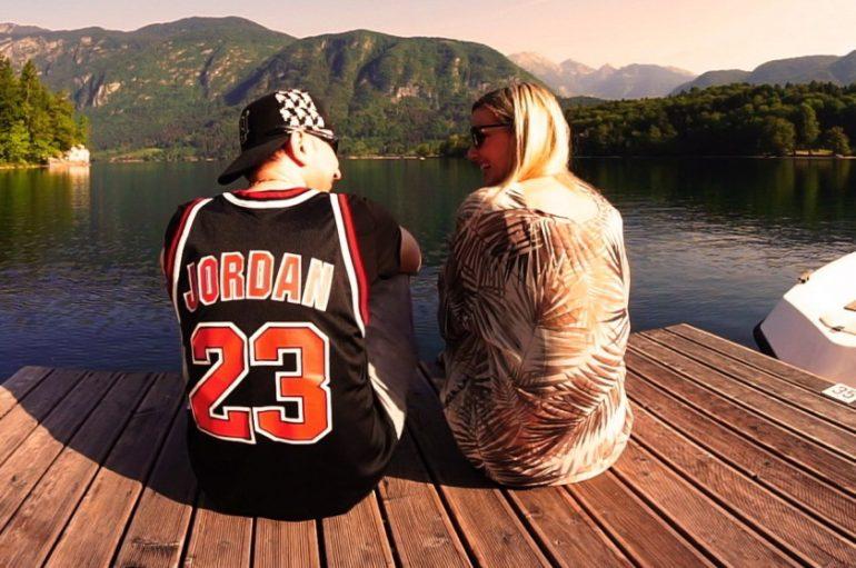"""D'Knock i njegova djevojka Jelena Majić Jay u zajedničkom singlu """"Jedan dan"""""""