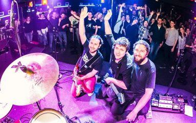 Hvaljeni Muse tribute bend Musaic dolazi u Sax!