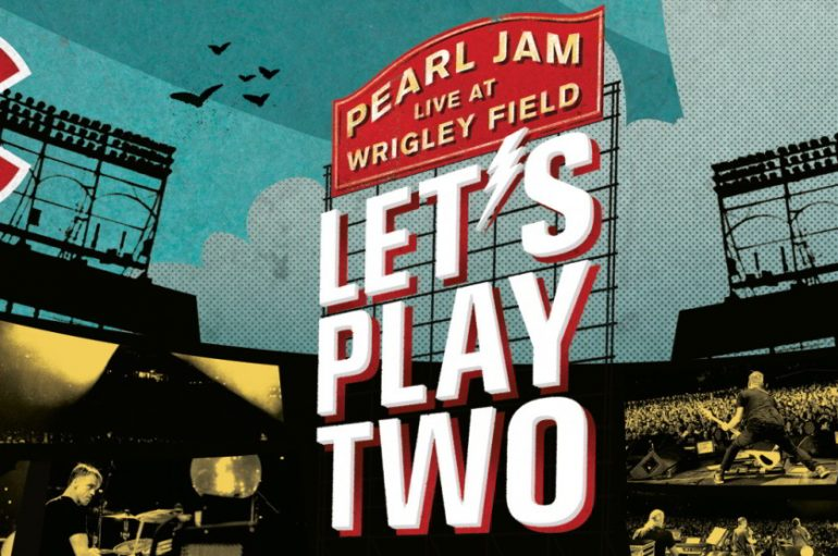 """Pearl Jam predstavili film """"Let's Play Two"""" i sountrack s dva rasprodana nastupa u Chicagu"""