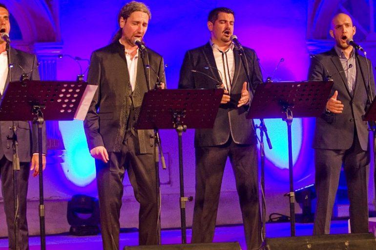Album prvijenac Četiri tenora osvaja na prvo slušanje!