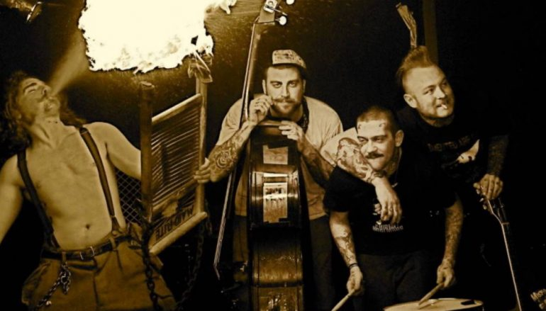 Iz Detroita u Zagreb dolaze The Goddamn Gallows, bluegrass hobocore spektakl