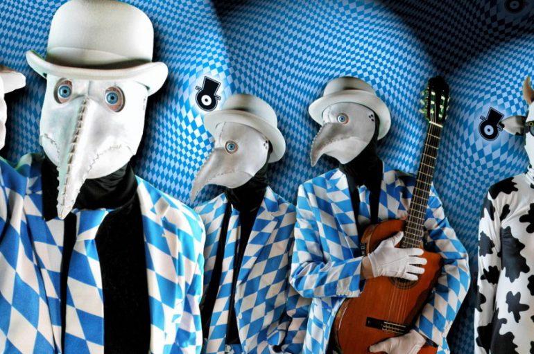 Još nekoliko dana ostalo do ekskluzivnog sjedećeg koncerta kultnih The Residentsa u Zagrebu
