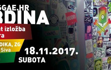 Kolege s portala www.reggae.hr slave 8. roćkas koncertima i izložbom