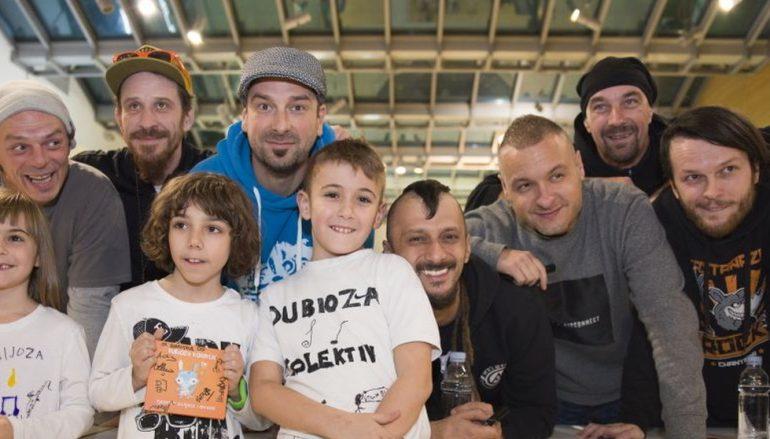Dubioza kolektiv proslavila izlazak novog albuma i pozvala na koncert u Arenu Zagreb