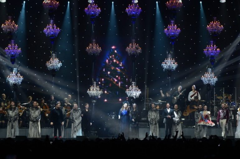 IZVJEŠĆE/FOTO: Royal Christmas Gala u Areni – Sarah Brightman, Gregorian + gosti – time to say…bravo!