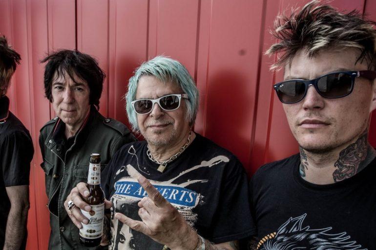 Punk rock legende U.K. Subs slave 40. obljetnicu i u Boogaloo-u