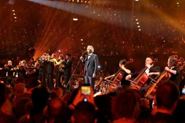 Bocelli oduševio berlinsku publiku, vrijeme je za zagrebačku!