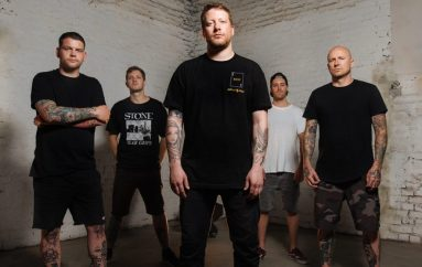 Hardcore velikani Comeback Kid na Good Vibrationsu u KSET-u!