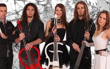 Mađarska symphonic cello metal grupa Leecher prije Arkone – poznata satnica za Boogaloo