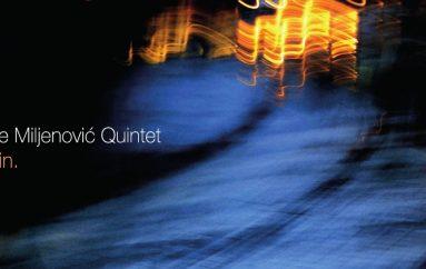 U prodaji prvi album jazz gitariste Pavla Miljenovića i njegovog kvinteta