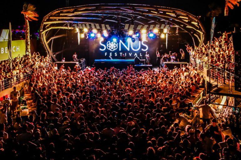 Nulti dan Sonus festivala po prvi put u klubu Noa uz FUSE ekipu iz Londona