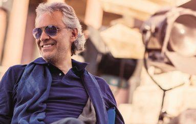 RASPRODANO: Andrea Bocelli u subotu u Areni Zagreb