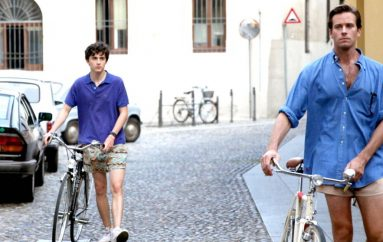 "RECENZIJA: ""Call Me by Your Name"" – ljubavno-erotska priča o njemu i njemu"