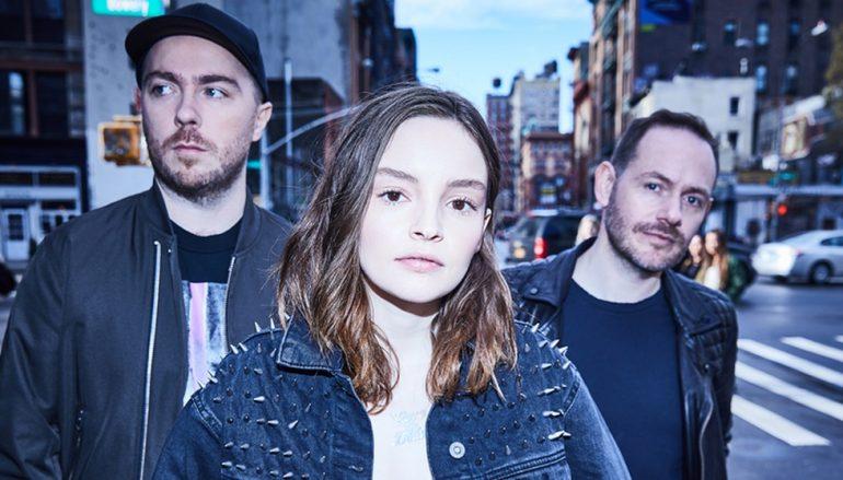 """Škotski synth-pop bend CHVRCHES predstavlja potpuno novi singl """"Get Out""""."""