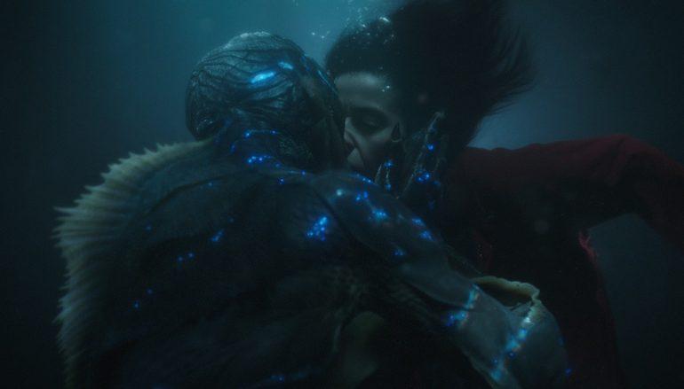 """RECENZIJA: Guillermo del Toro: """"Oblik vode"""" – pazi, čudovište!!!"""