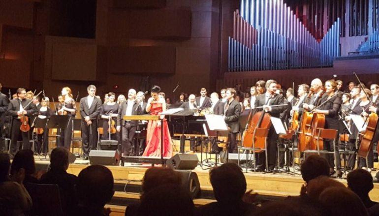 IZVJEŠĆE: Koncert Amire Medunjanin u Lisinskom – (A)mir(a) duše
