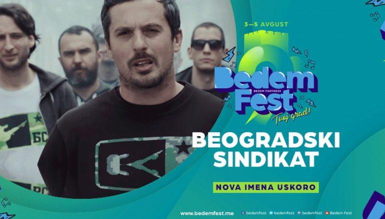 Poznat datum i prvi headliner Bedem Festa u Crnoj Gori