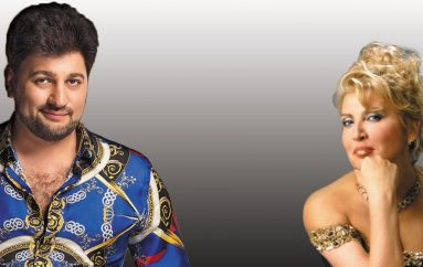 Legenda svjetske opere Maria Guleghina zajedno s tenorom Yusifom Eyvazovim u Lisinskom