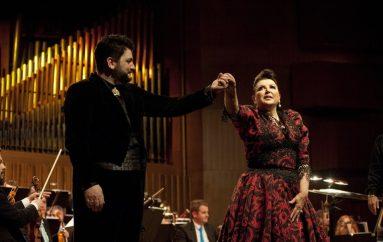 IZVJEŠĆE/FOTO: Yusif Eyvazov i Maria Guleghina za spektakularan završetak ciklusa Lisinski arioso