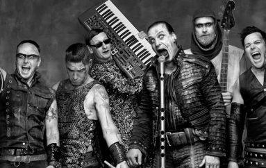 """Izgleda da stvarno stiže najbolji album Rammsteina do sada! Upoznajte """"Deutschland"""" kroz njihove oči!"""