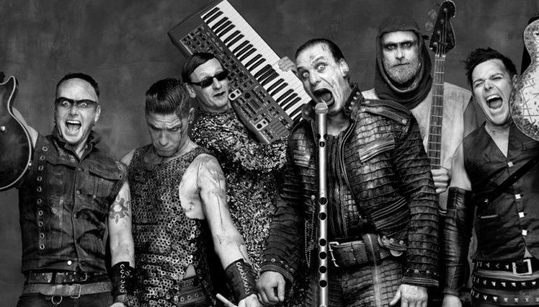 Rammstein otkrili dizajn novog albuma i isječke novih pjesama!