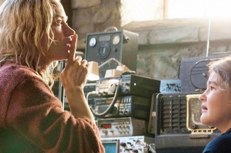 """RECENZIJA: John Krasinski: """"A Quiet Place"""" – film koji ne treba gledati (sâm)!"""